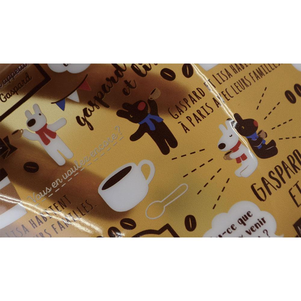 【公式ショップ限定】クリアポーチ(カフェ)LG