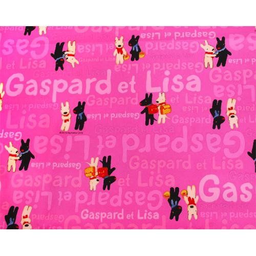 キルト生地(であい)ピンク GQ30103-1-B LG