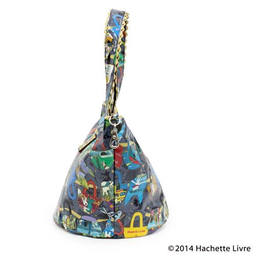 【生産終了品】【CRYSTAL BALL】トートバッグ(サンジェルマンニース/M)le meilleur souvenir LG