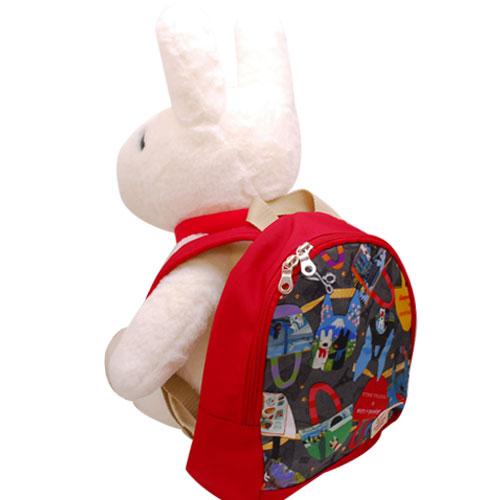 【CRYSTAL BALL】キッズ用リュック(サンミッシェルSS/ブラック)le meilleur souvenir LG