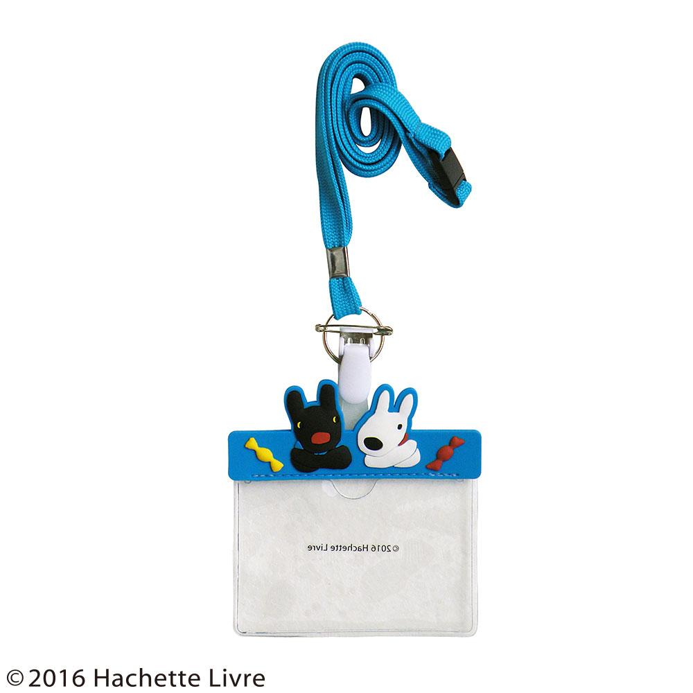 ネームホルダー(ブルー) ST-ZG0002 LG