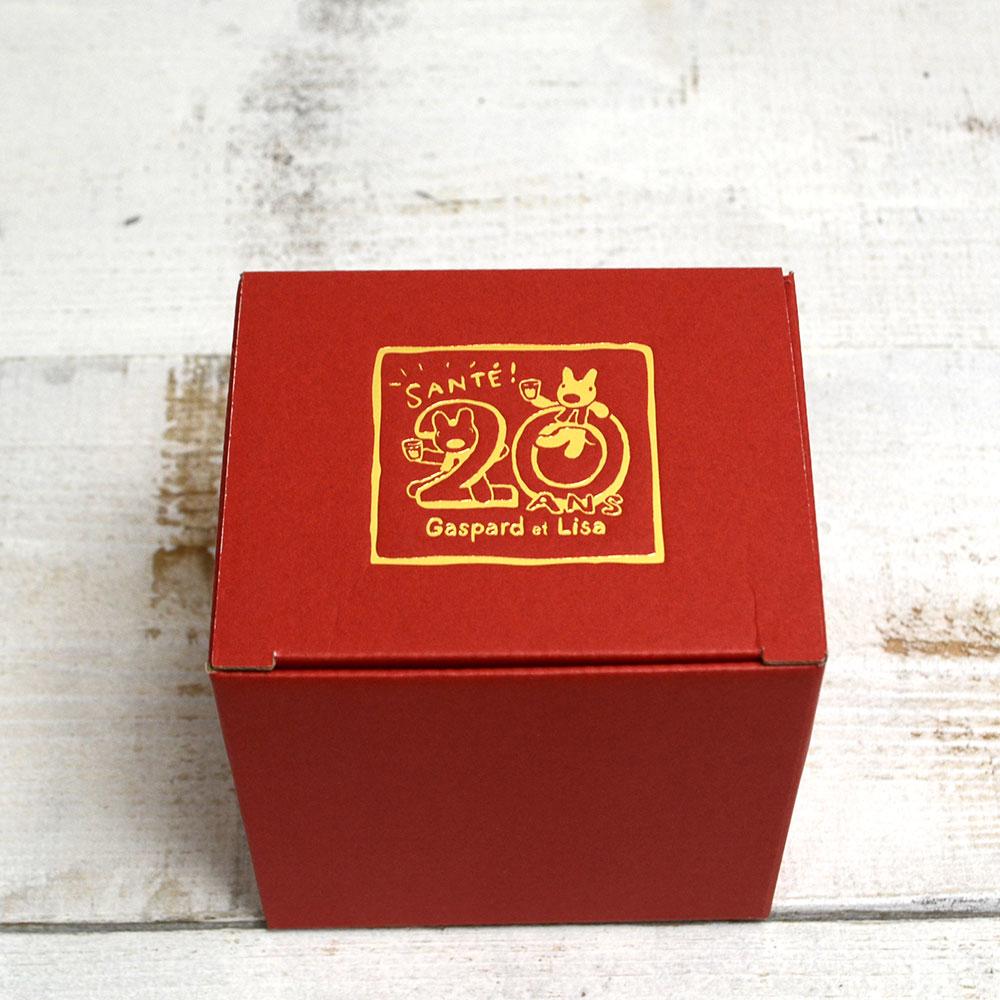 マグ(生誕20th)ホワイト LG112-11 LG