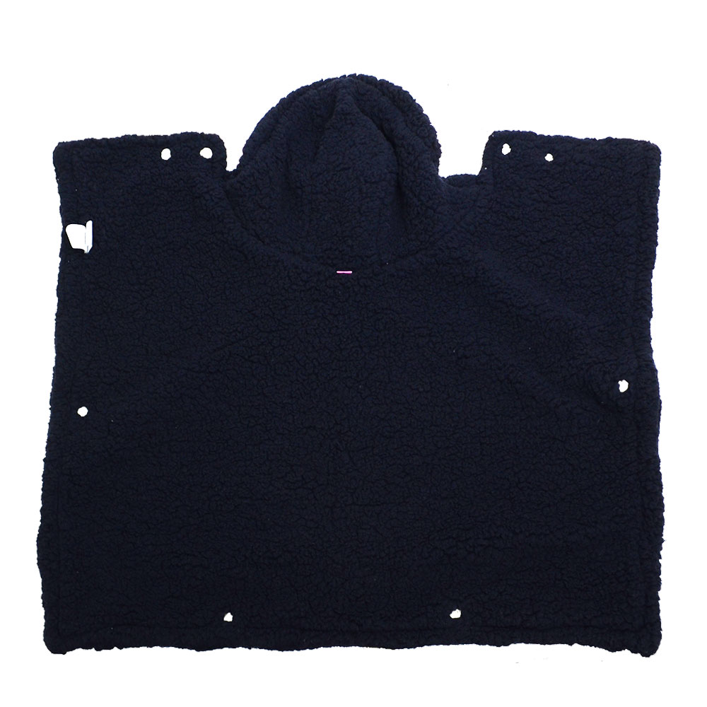 着る毛布(S)フレンチ 633-96542 LG