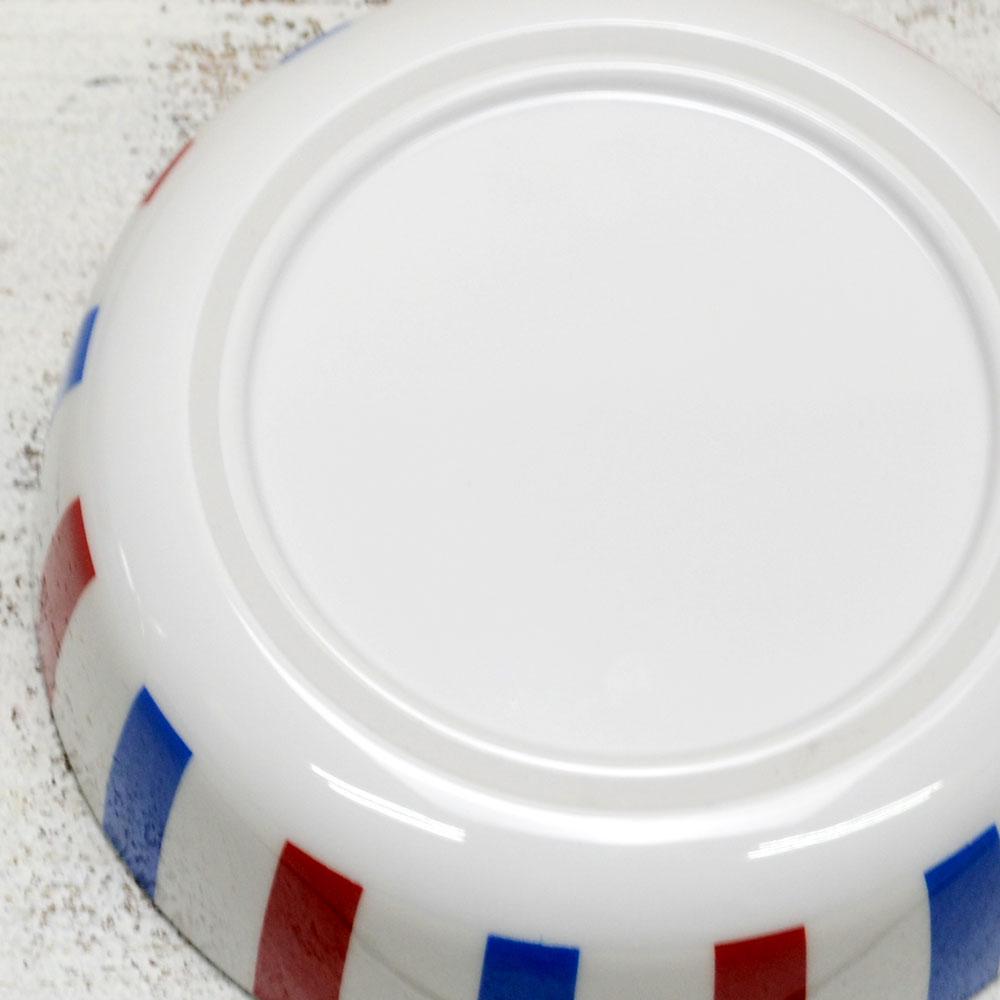 メラミン餌皿トリコ 400-56723 ¥1,200 LG