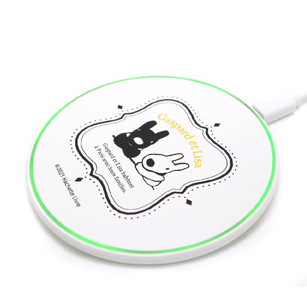 【公式ショップ限定】ワイヤレス充電器(ふたり)LG