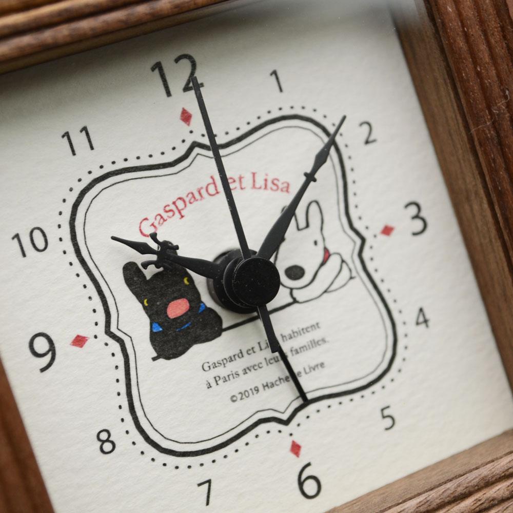 【公式ショップ限定】置時計(ふたり) LG