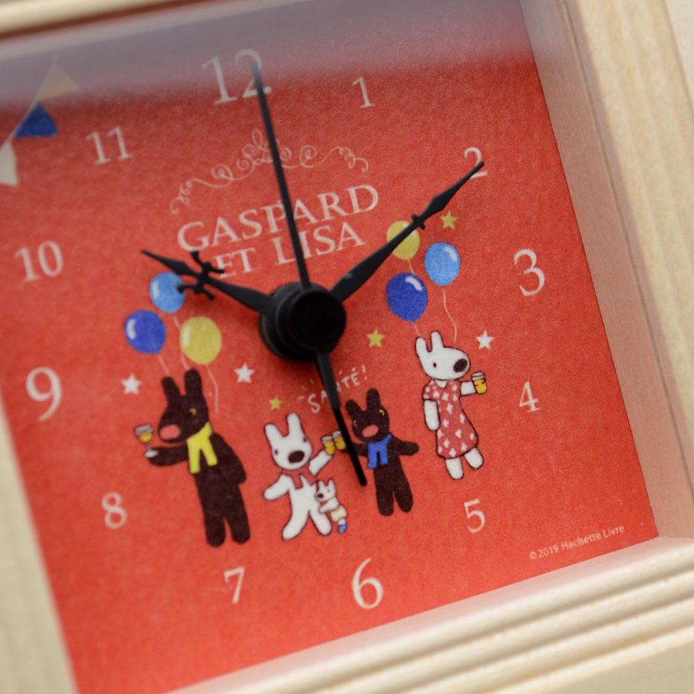 【公式ショップ限定】置時計(sante) LG