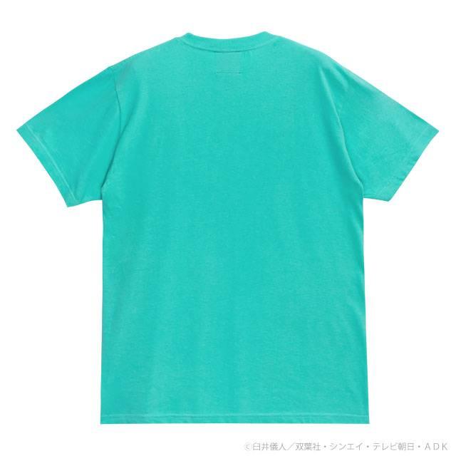 しんのすけFavoritesTシャツ 【MINT】 /クレヨンしんちゃん×リッスンフレーバー