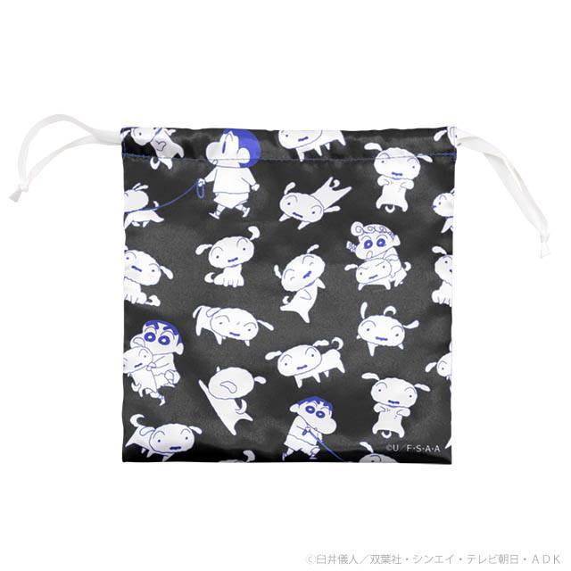 【7/31(土)発売:予約受付中】 野原家巾着 / クレヨンしんちゃん×リッスンフレーバー