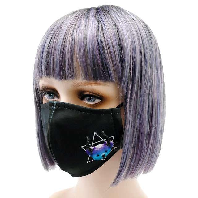魔界のデビルベアファッションマスク 【デビルベア】/ リッスンフレーバー