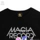 MAGIA RECORD BIG Tシャツ【BLACK】 /マギアレコード 魔法少女まどか☆マギカ外伝×リッスンフレーバー