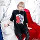 犬夜叉一行BIG Tシャツ【BLACK】 /犬夜叉×リッスンフレーバー [原宿系ファッション]