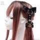 ツインテールハーネス 【棘BLACK】 / melonDOLL-魔法少女-[原宿系ファッション]