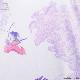 犬夜叉・かごめ妖怪退治カットソー【WHITE】 /犬夜叉×リッスンフレーバー [原宿系ファッション]