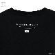 深夜0時の閻魔あいBIG Tシャツ【BLACK】 / 地獄少女×リッスンフレーバー[原宿系ファッション]