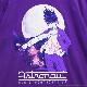 \超高校級の宇宙飛行士/ 百田解斗のアストロノーツTシャツ【PURPLE】 / ダンガンロンパV3×リッスンフレーバー