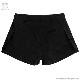 カーゴショートパンツ 【BLACK】/リッスンフレーバー [原宿系ファッション]