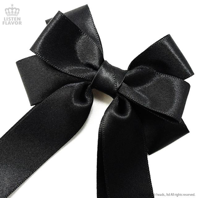 恋電波りぼん【BLACK】 / melonDOLL-魔法少女-[原宿系ファッション]