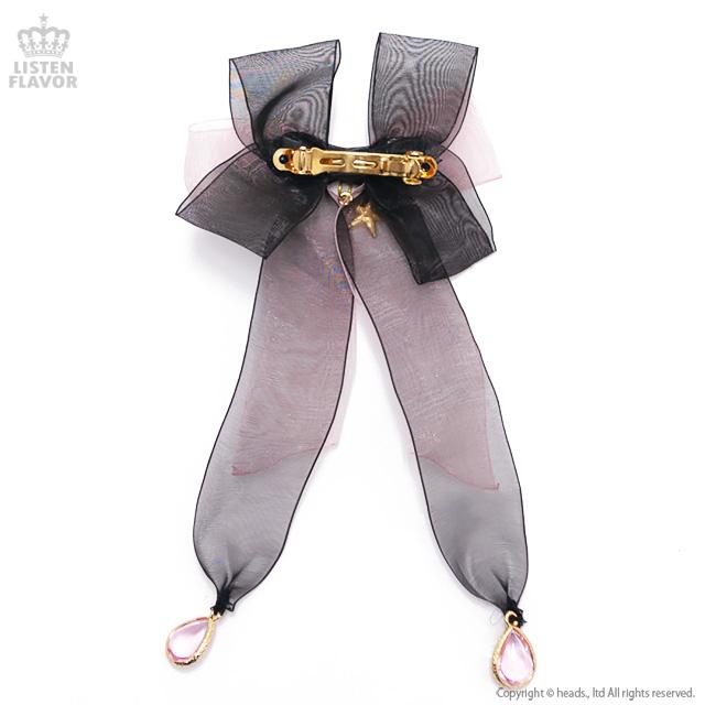 ふあふあゆめりぼん【BLACK×PINK】 / melonDOLL-魔法少女-[原宿系ファッション]
