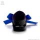 ブルーリボンオープンハート付3連アーマーリング/Brindle (ブリンドル)[原宿系ファッション]