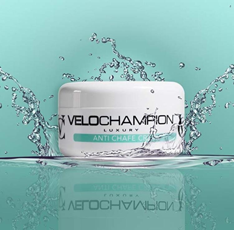 VeloChampion(ヴェロチャンピオン) シャモアクリーム 長距離ライドの擦れ防止に有効