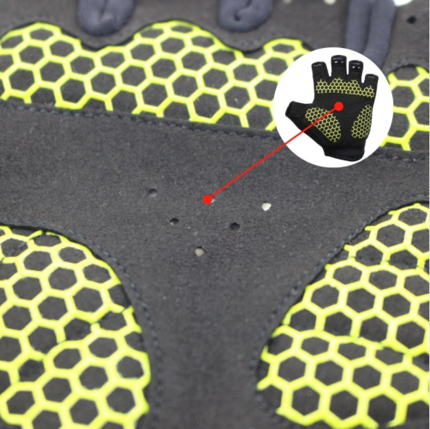 【送料無料】サイクルグローブ『ストリッシュ』4サイズ 440 ショートフィンガー