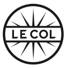 サイクルキャップ Le Col(ル・コル)ウィメンズ サイクリングキャップ スカイ/ピンク478