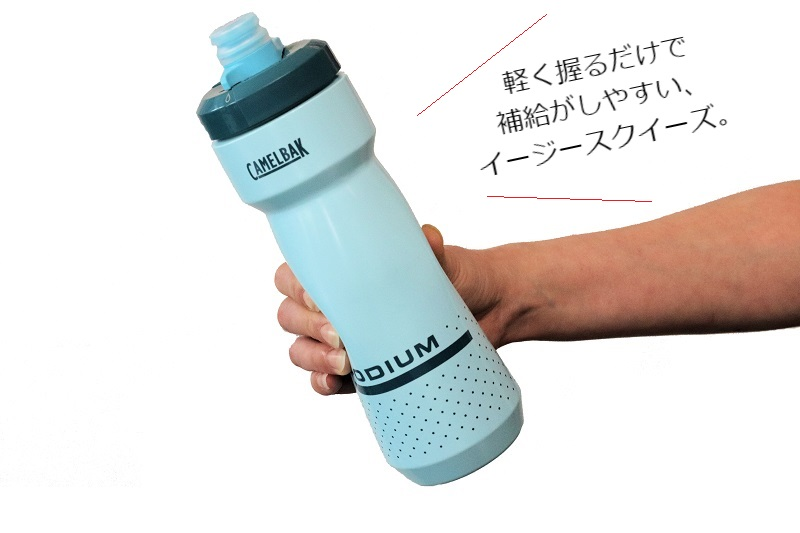 CamelBak(キャメルバック)ポディウム ウォーターボトル  大容量710ml