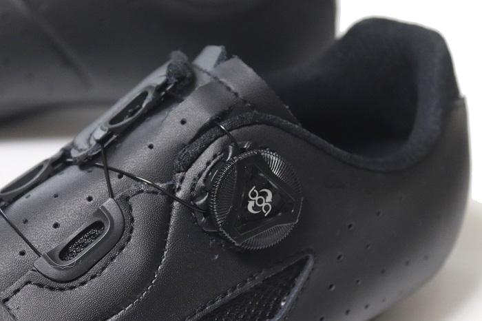 【特別SALE】LAKE(レイク)ビンディングシューズ CX176(SPD-SL対応)ブラック EU41/42