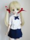 オビツ50/DDP/MDD 皐月学園制服(白襟/紺スカート/紺リボン)