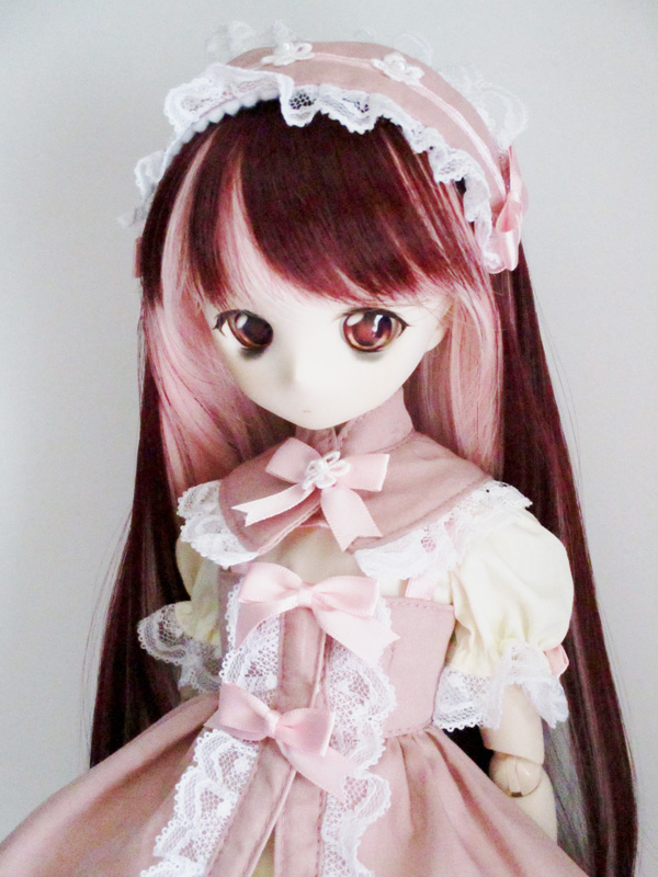 ≪FOR YOU COLLECTION≫MDD/DDP MIMI-Lolita antique-pink