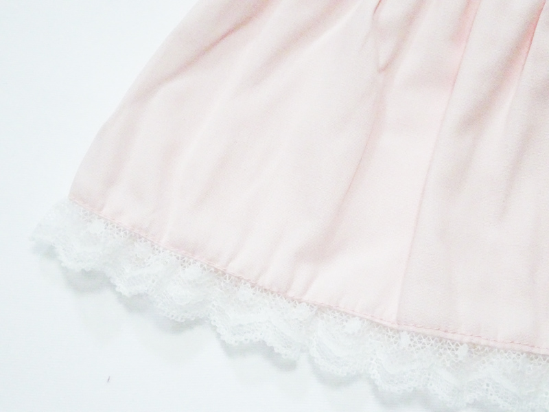 【単品】DD/スマートドール/AZO2 ロングティアードスカート(ピンク)