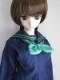 【単品】DD セーラー用リボンネクタイ(緑)