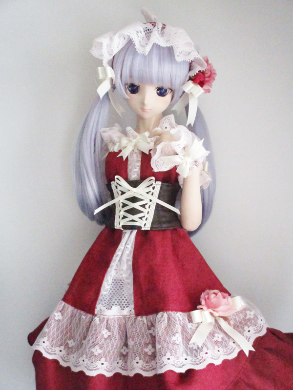 DD berry dress -summer-
