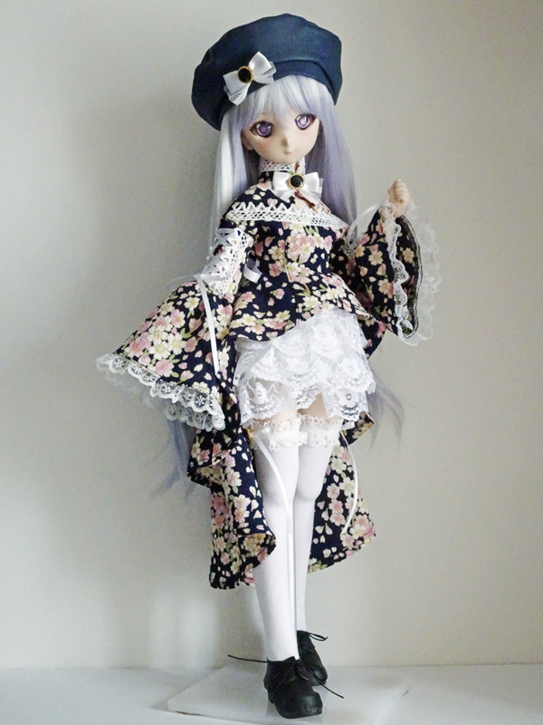 ≪FOR YOU COLLECTION≫MDD 占い師ドレス(夜桜)