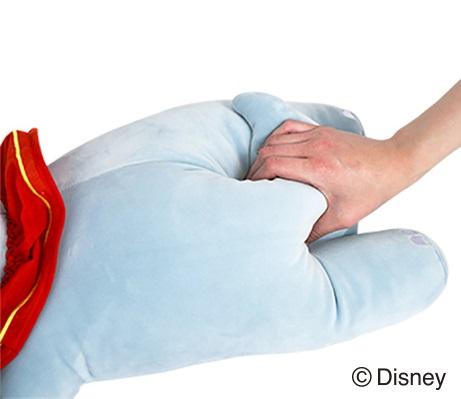 ディズニーコレクション モチハグ 抱きまくらSサイズ
