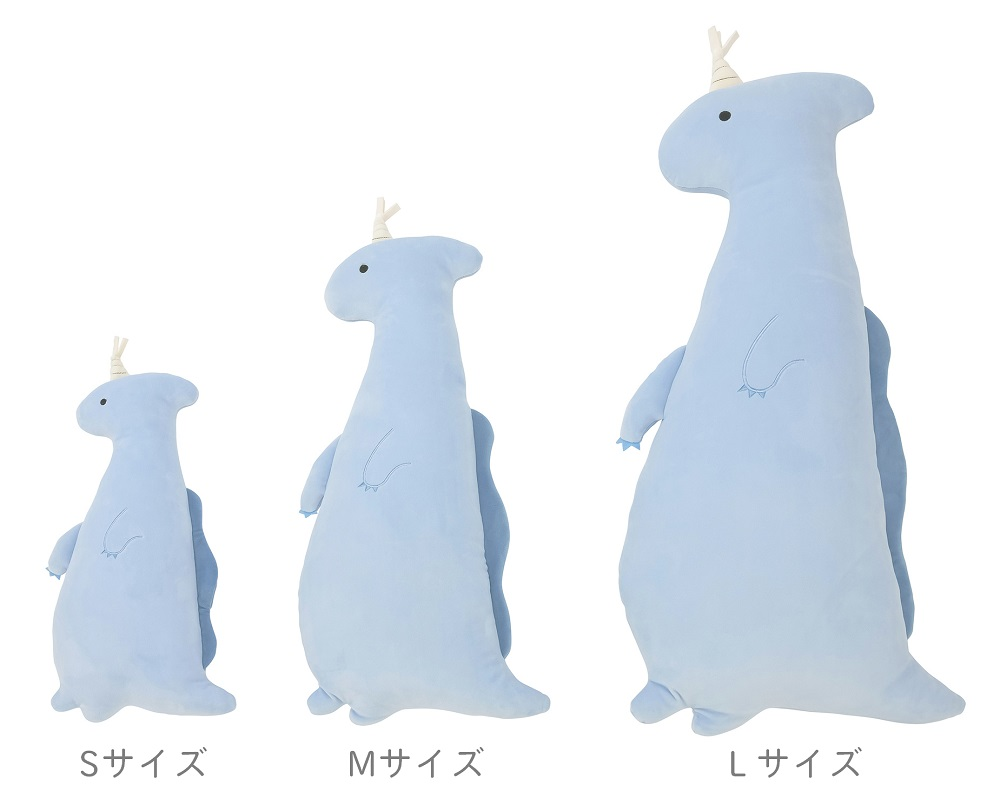 ルーミーズパーティー 抱きまくらMサイズ(恐竜)