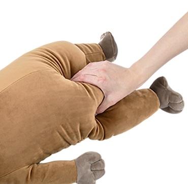 プレミアムねむねむアニマルズ 抱きまくらLサイズ