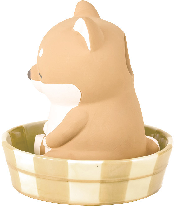 《sale》ねむねむアニマルズ 陶器 加湿器 銭湯デザイン *別配送商品*