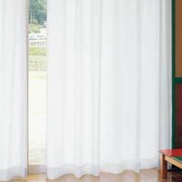 【送料無料】【プライバシーレース カーテン】セミ・ オーダーカーテン W(幅)280センチ