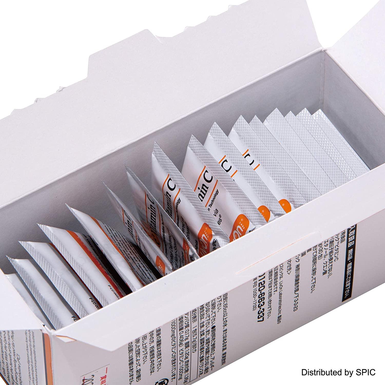 リポスフェリック ビタミンC 4箱セット