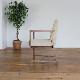 ・【エルダ】ダイニングチェア アームタイプ ウォールナット 無垢 食卓椅子