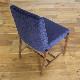 ・【エルダ】ダイニングチェア アームレスタイプ ウォールナット 無垢 食卓椅子