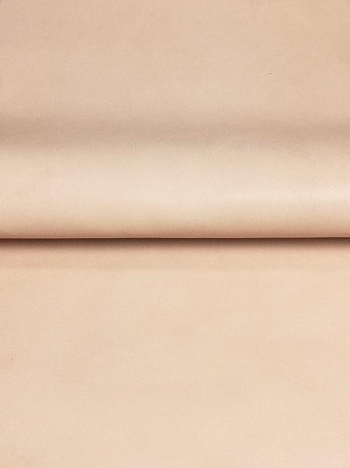 【30cm幅】牛ヌメ革/栃木レザー/素上げ/ナチュラル