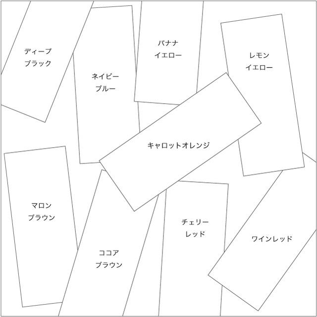 レンカラー(両溶性)【250ml】全10色 [Lized]