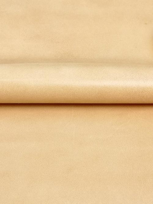 牛ヌメ革【30cm幅】栃木レザー/オイルグレージング/ナチュラル