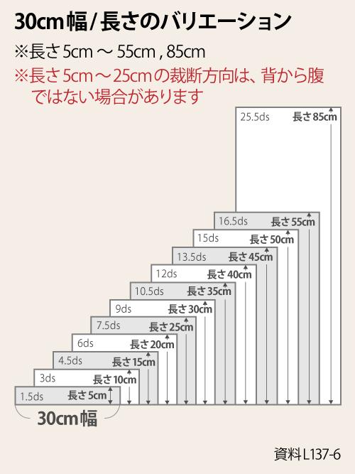 牛ヌメ革【30cm幅】抗菌・防水/エコテックス・グロス/ブラック