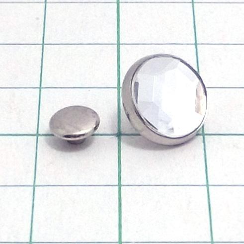 飾りダイヤカシメ [10%OFF]