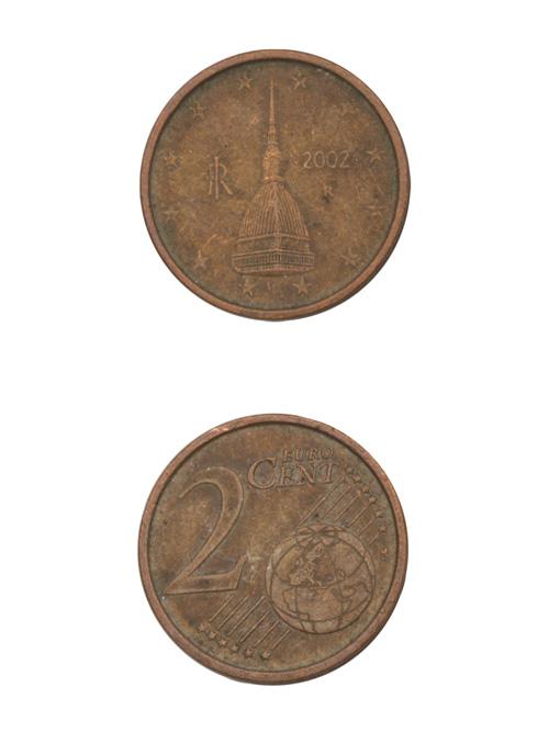 コイン/イタリア/ユーロ/2セント/19mm [40%OFF]