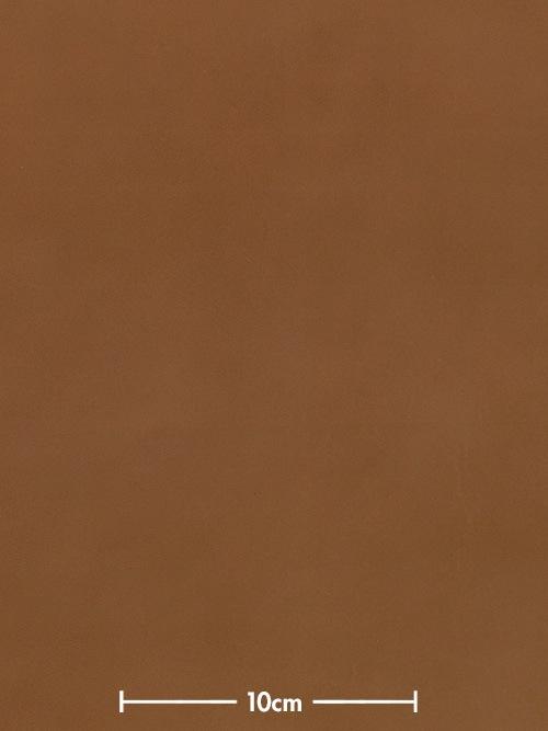牛ヌメ革【30cm幅】抗菌・防水/エコテックス・マット/ブラウン